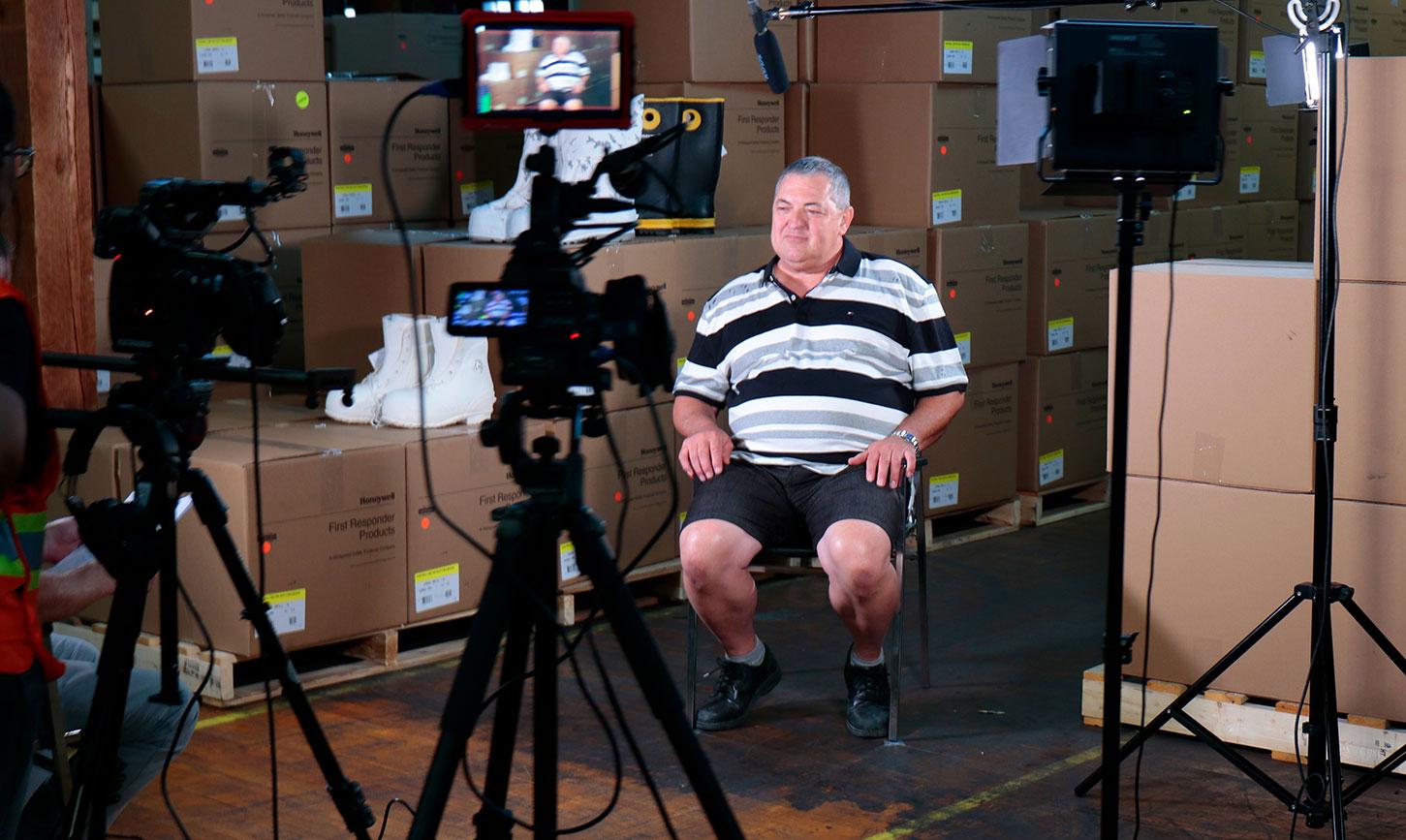 AirBoss employee video