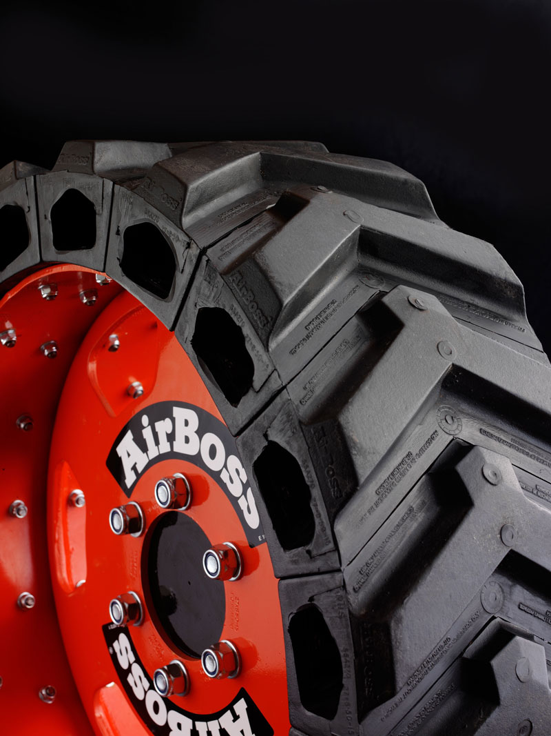 Original AirBoss tire