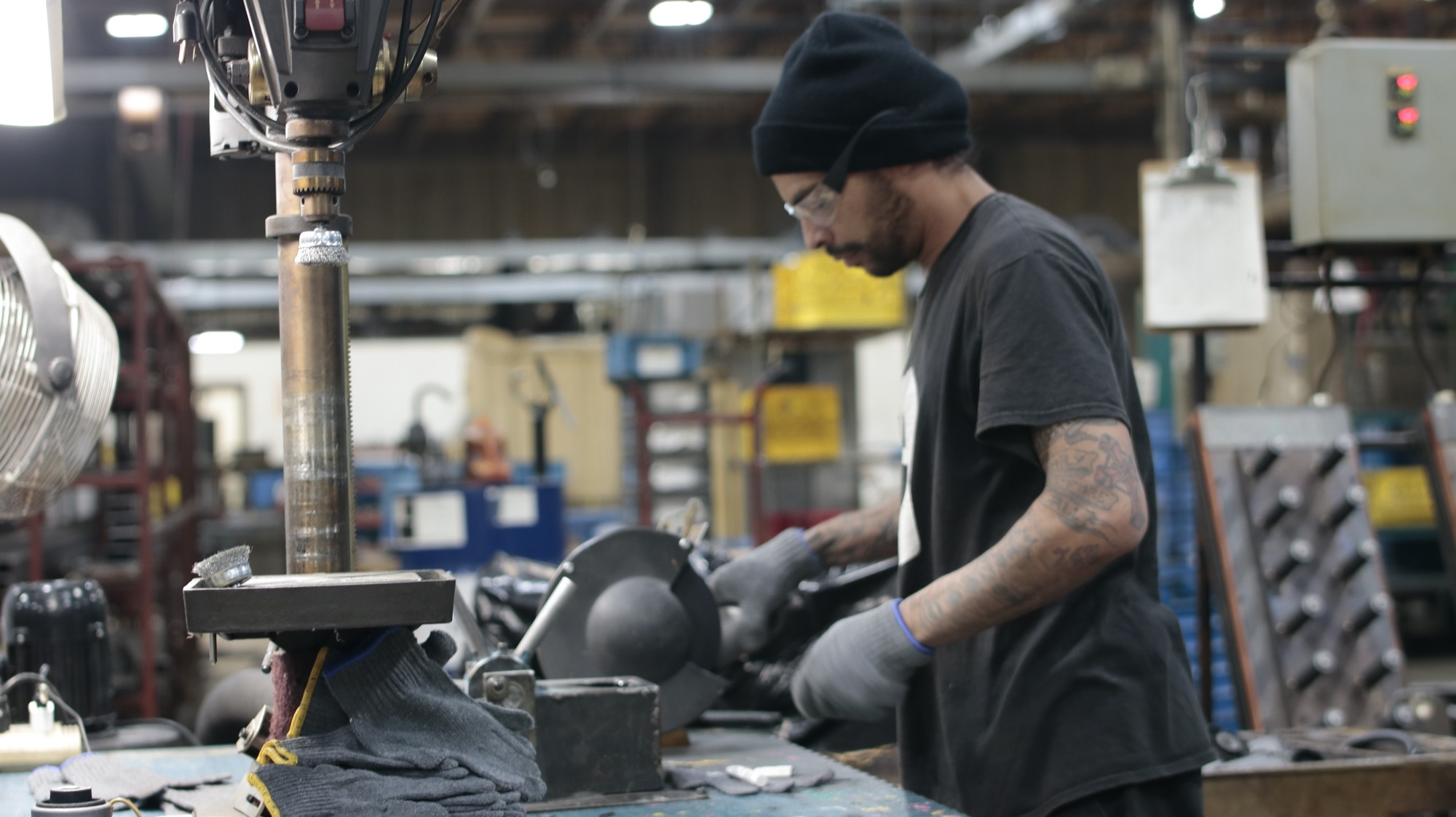 Local Manufacturing Supports National Security and Creates Self-Sufficient Communities